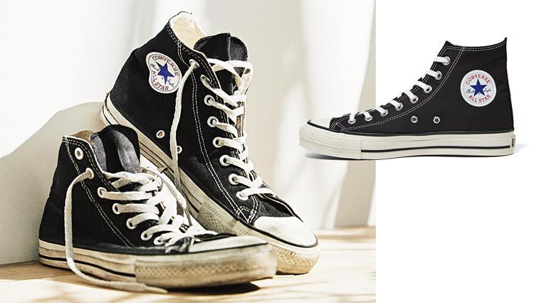 スタイルを選ばない靴「コンバースのオールスター」の魅力とは?