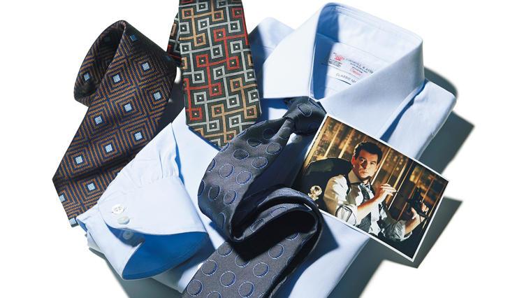 「007」ピアース・ブロスナン着用タイなど、完全復刻で販売され話題に
