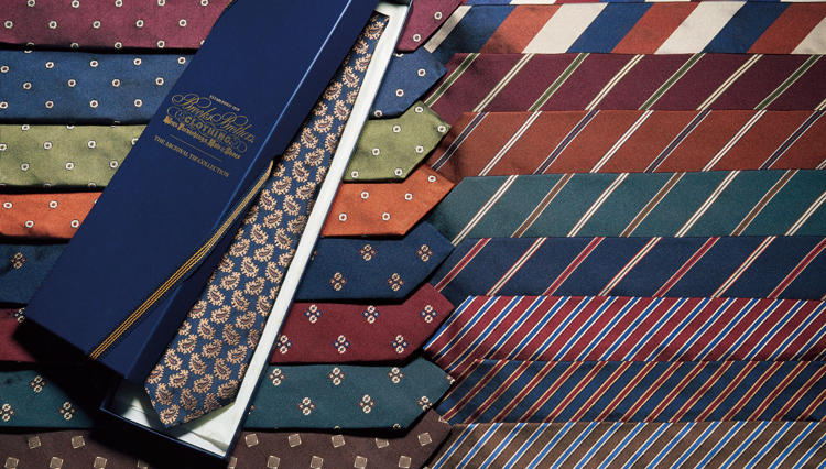 ブルックス ブラザーズの1950年代アーカイブから、ネクタイ全24本が復刻販売!