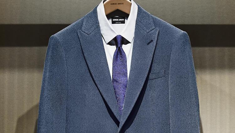 「ジョルジオ アルマーニのMTMスーツ」、そのパーフェクトエレガンスとは?