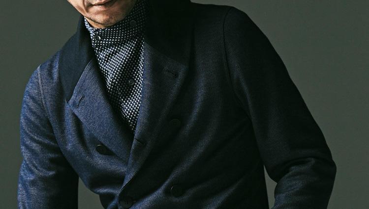ジョルジオ アルマーニの「ショールカラーダブルジャケット」がこの秋に使える理由