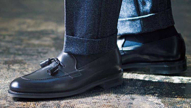 紳士にとって最高のオンオフ靴とは、こういう物ではないか?