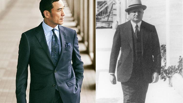エルメネジルドゼニアが、110年以上究極のスーツを作り続けられた理由