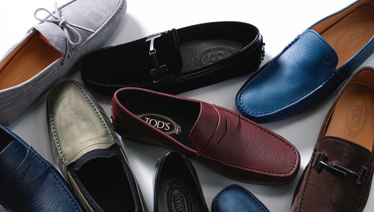 トッズの名靴「ゴンミーニ」、この秋はバリエーションが大豊作!