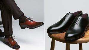 カルミナとサントーニ、第一印象で勝てる「魅せ靴」とは?