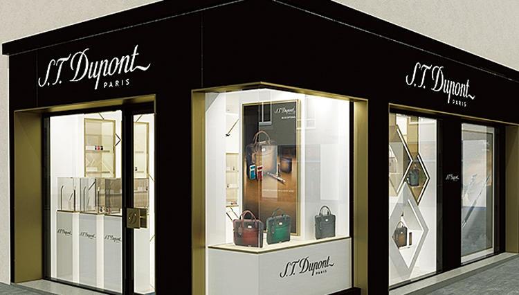 エス・テー・デュポン 銀座ブティック、パリ本店と同じコンセプトでリニューアル【ひと言ニュース】