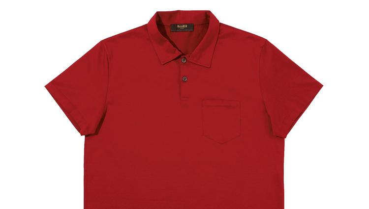 【銀座店限定】ムーレーのラグジュアリーなポロシャツは、今が旬のビッグシルエット!