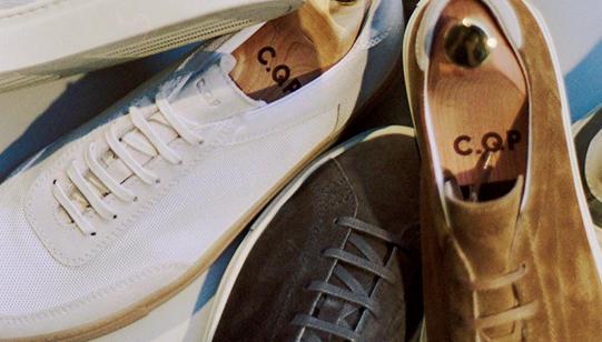 休日スニーカーはスウェーデン発のハンドメイド。新作が集まります【ひと言ニュース】