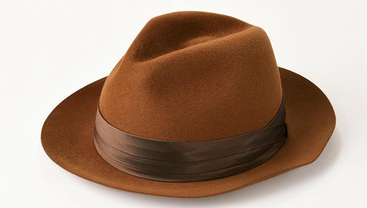 """秋冬にサラリとかぶるなら、こんな""""紳士の帽子""""はいかが?【ひと言ニュース】"""