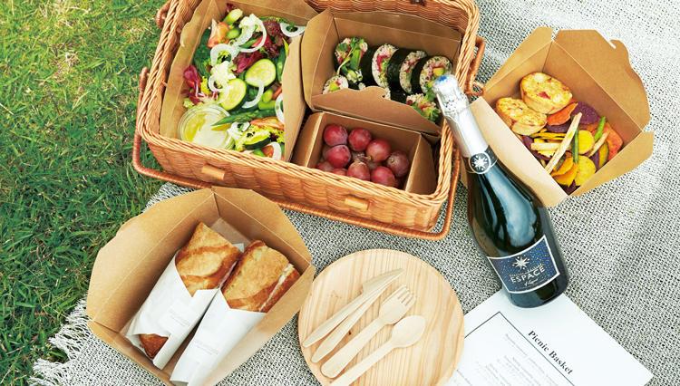 「高級ホテルのデリ」4選。公園のピクニックがラグジュアリーに激変!