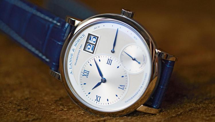 A.ランゲ&ゾーネの傑作時計「ランゲ1」の25周年を祝う特別モデル