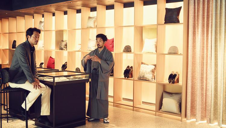 【京都のものづくり】華麗な西陣織で家具をオーダーする