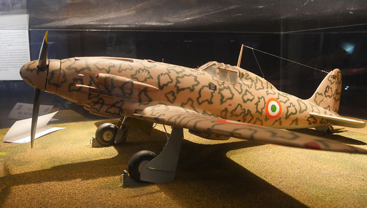 イタリア空軍95周年記念の展示会へ【松山 猛の道楽道 #009】