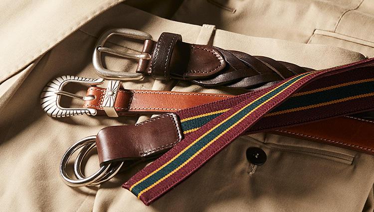 【作りの工程解説付き】大人メンズのスーツ&ジャケットに◎な「アドリアーノ メネゲッティ」のベルトを知っている?
