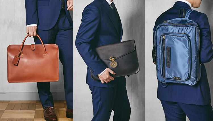 「フェリージのビジネス鞄」売れ筋ベスト10を持ち比べ!