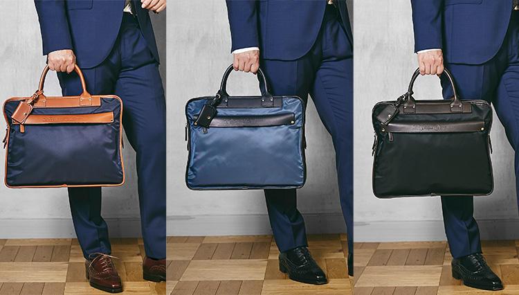 「フェリージの人気 No.1ブリーフ」7色を、紺スーツに合わせて持ち比べてみた!