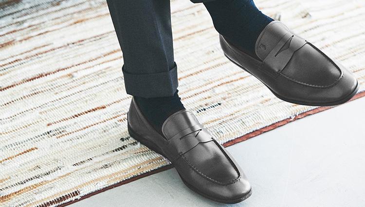 「一流メゾンの快適レザー靴」なら、スニーカー感覚の履き心地で圧倒的な高級感!