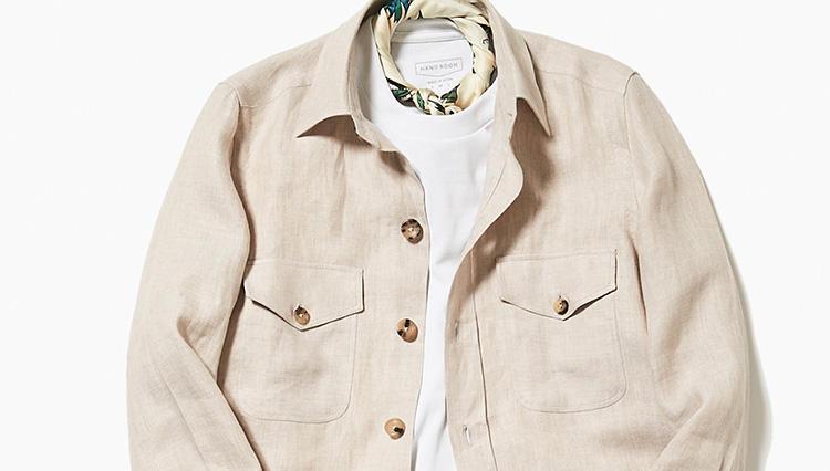 「動きやすさ」第一で考えるなら、こんなジャケット【スーツの着回し1週間チャレンジ!/高島屋編#4】