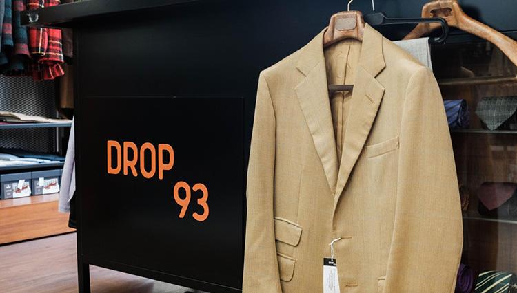 香港の名店・アーモリーが展開するクラシック古着の宝庫「DROP 93」とは?