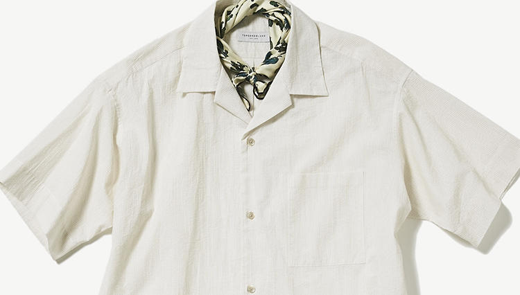 アフター5がある日、クールビズのシャツは何着る?【スーツの着回し1週間チャレンジ!/トゥモローランド編#5】