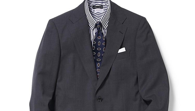 超軽量で着心地快適、「ゼログラビティ」スーツって?【スーツの着回し1週間チャレンジ!/麻布テーラー編#1】