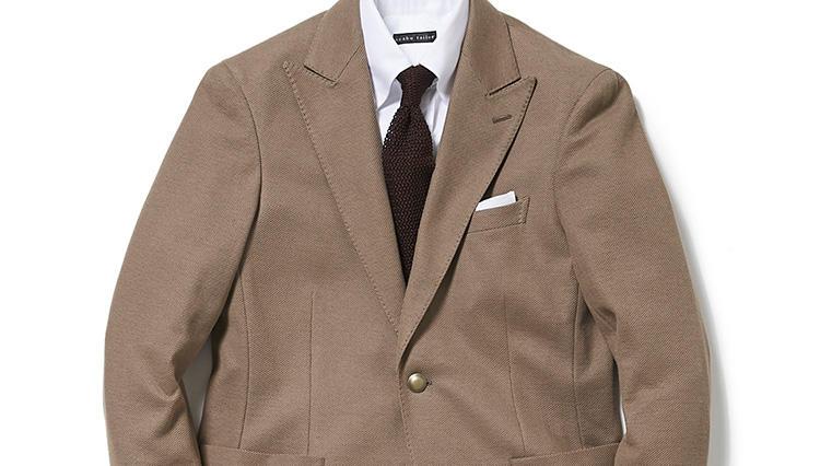 夏の出張に便利なのは、こんなジャケット&パンツ!【スーツの着回し1週間チャレンジ!/麻布テーラー編#2】