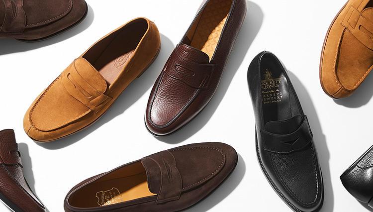 猛暑日の靴、何履く?→「きちんと見えて軽快」コインローファー6選