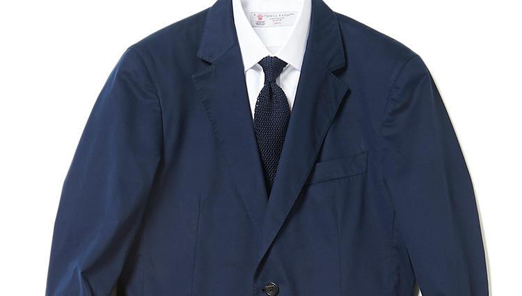 真夏のスーツは配色次第で体感温度が下がる!? 【スーツの着回し1週間チャレンジ!/ヴァルカナイズ・ロンドン編#1】