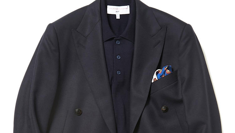 「ジャケパンでクールビズ」をシックに見せるコツ【スーツの着回し1週間チャレンジ!/ヴァルカナイズ・ロンドン編#4】