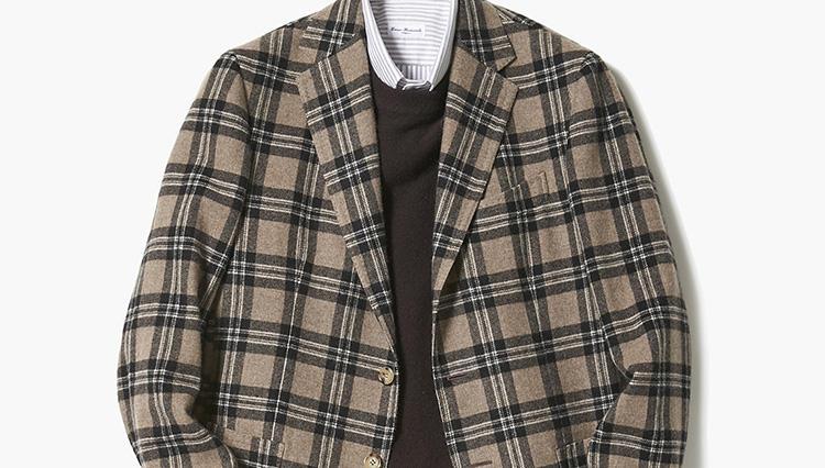 ジャケットの重ね着、オジサンぽく見えないベストはこんな形が◎【スーツの着回し1週間】