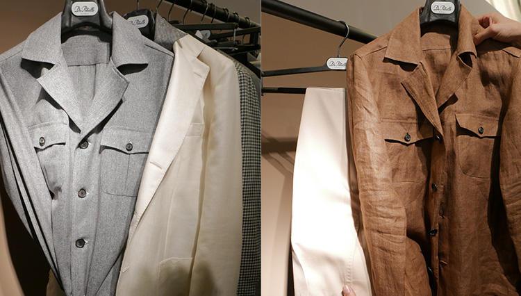 「ポケットシャツ」、秋の肌寒い休日に1枚あると便利です【Pitti 96レポート#05】