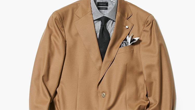 買い足すなら、1着でエレガントに見えるこの色!【スーツの着回し1週間チャレンジ!/バーニーズ ニューヨーク編#3】