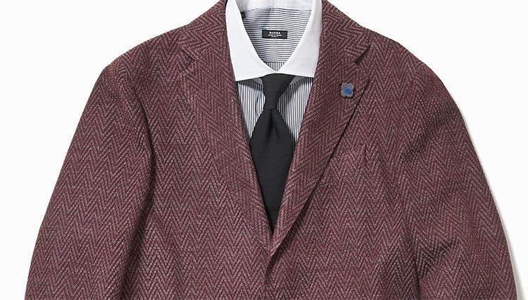 ジャケパンで迷ったとき、使える色の組み合わせは?【スーツの着回し1週間チャレンジ!/ストラスブルゴ編#1】