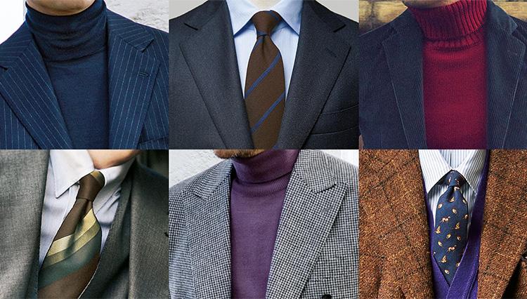 10月に人気だった「スーツ&ジャケットの胸元」実例BEST10はコレだ!