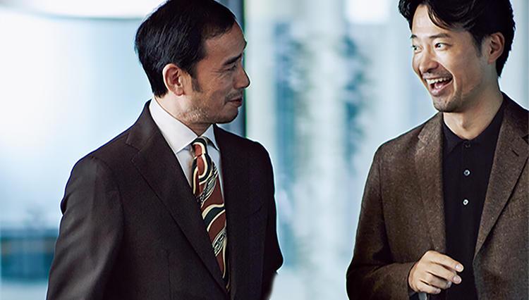 仕事の「ブラウンスーツ」は、どう着たらきちんと見える?