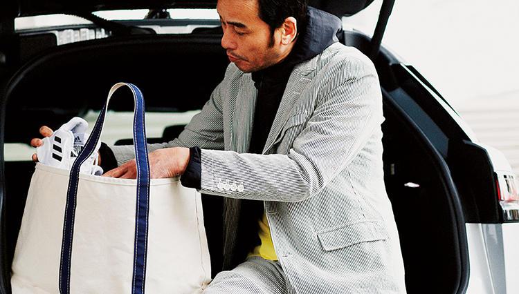 L.L.BEANの「ボート・アンド・トート」が、休日鞄の傑作である理由