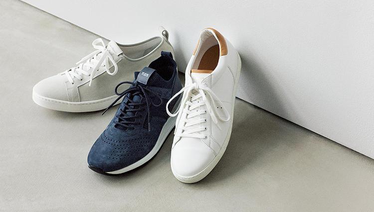 大人が履くべき本格靴ブランドのスニーカー3選