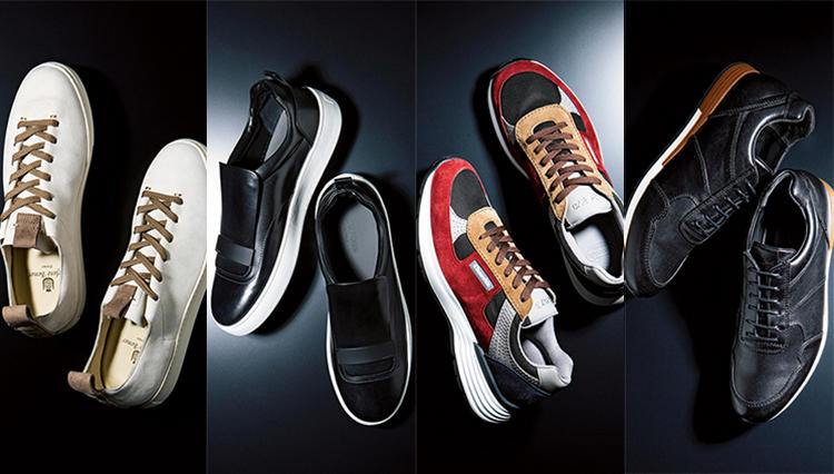 意外と知られていない!? 本格靴ブランドのスニーカーは完成度が高い