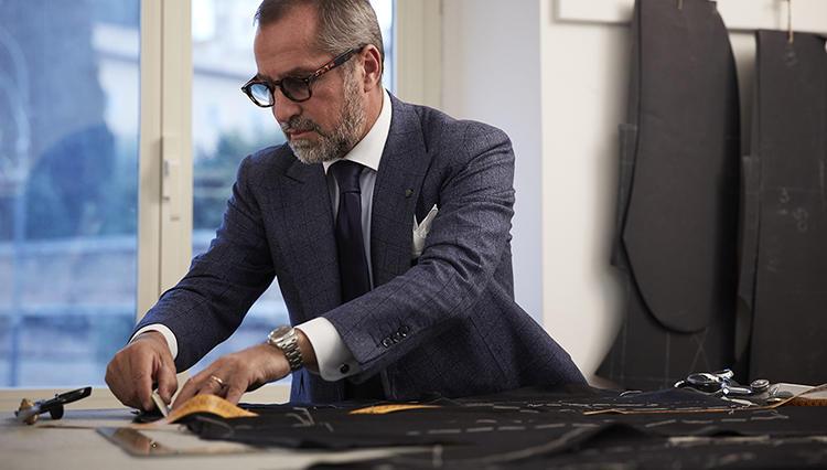 ローマの天才スーツ職人 「ガエタノ アロイジオ」を知っている?