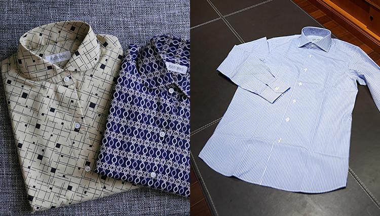 世界のビジネスマンがオーダーしている、香港「アスコット チャン」のシャツを知っている?