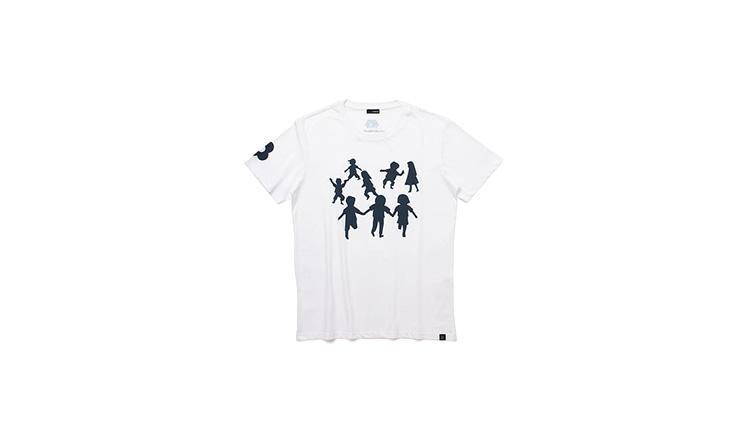 ラルディーニから、チャリティーTシャツが発売スタート!