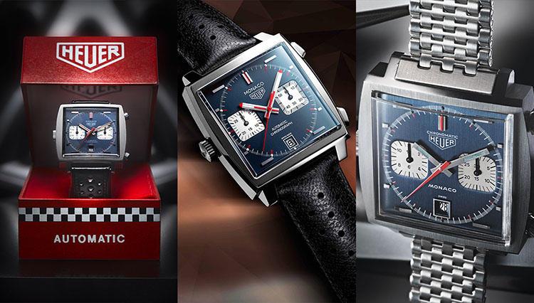 タグ・ホイヤー、傑作時計の誕生50周年を祝う『モナコ 1969 – 2019』を開催!