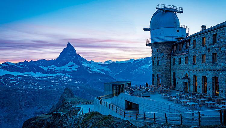 スイス・アルプスの絶景を楽しむ列車ツアーへ!【2020年エグゼクティブの夏休み】