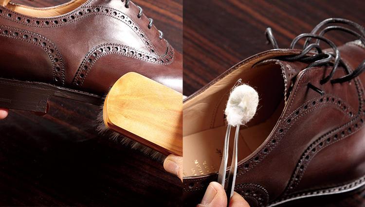 大型連休がチャンス、半年に1回はすべき高級靴の徹底ケア方法とは?【究極の靴磨き】
