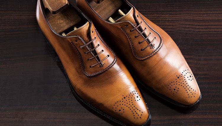 """高級靴の印象が激変する""""アンティーク磨き""""の手順をまとめました【究極の靴磨き】"""