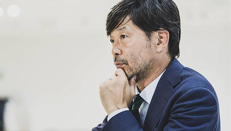 【ファッション履歴書】三陽商会 猿渡伸平さんの場合