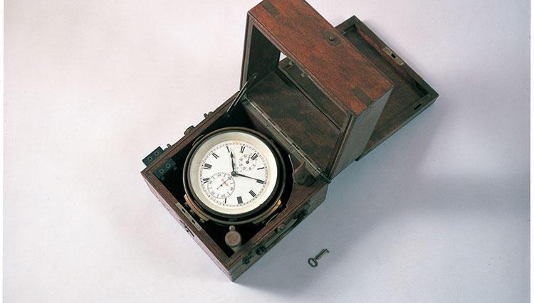 横浜・日本郵船歴史博物館の『時計×航海』展が面白い!【松山 猛の道楽道 #021】