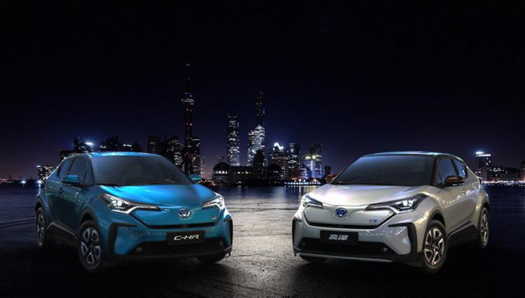 【上海国際モーターショー】トヨタ C-HRに電気自動車バージョンが登場