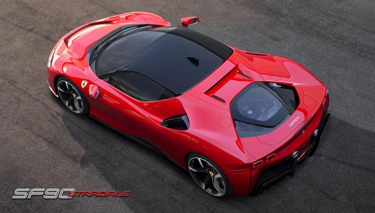 フェラーリ初のPHEV「SF90ストラダーレ」に高まる期待。数値を見るだけでワクワクがとまらない!