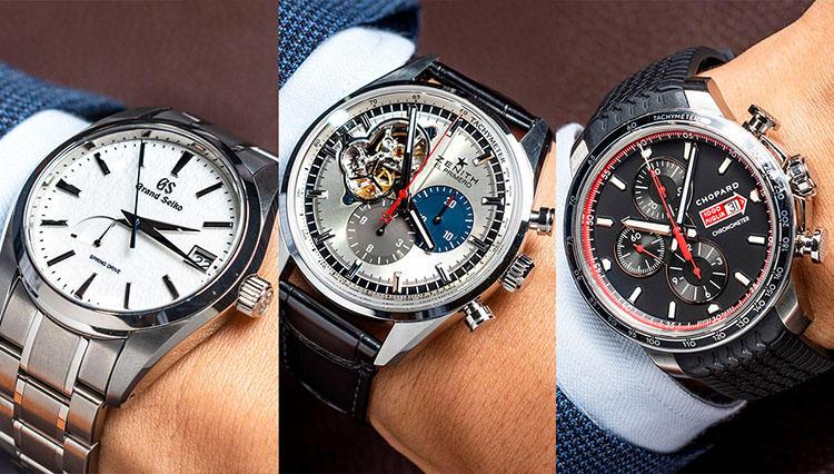 【第2弾】「いい時計ですね」と絶対言われるブランドウォッチ10本を有名店でつけ比べた